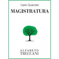 Carlo Guarnieri - Magistratura